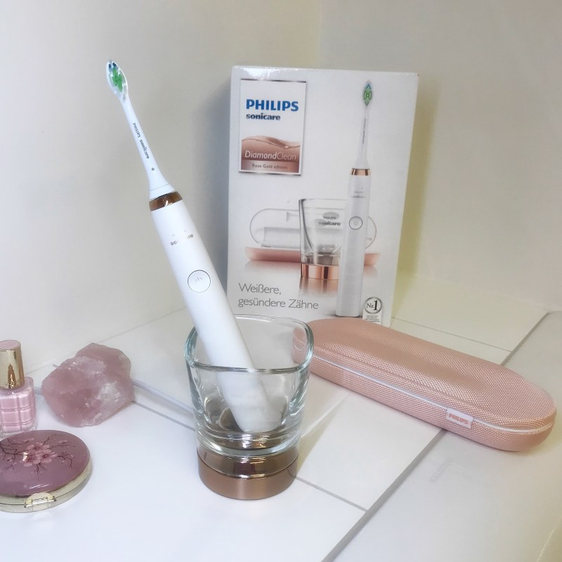 Philips Sonicare Diamond Clean - Titelbild