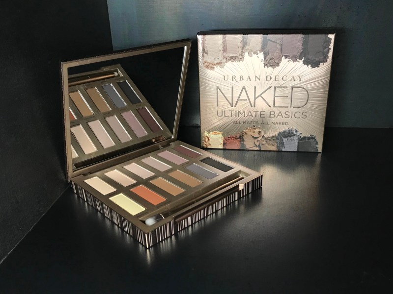 Urban Decay Naked Ultimate Basics - Titelbild