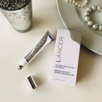 Volume Enhancing Lip Serum von Lancer geöffnet