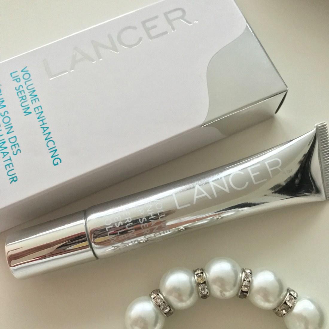 Volume Enhancing Lip Serum von Lancer Titelbild