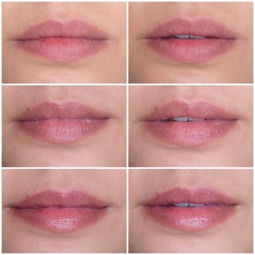 Volume Enhancing Lip Serum von Lancer 6 Effekt Vorher Nachher