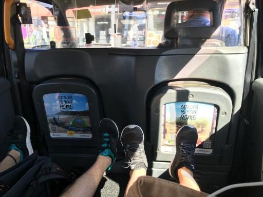 Bucketlist London - Cab