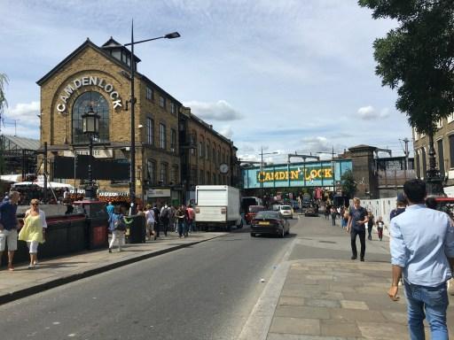 Bucketlist London - Camden Lock