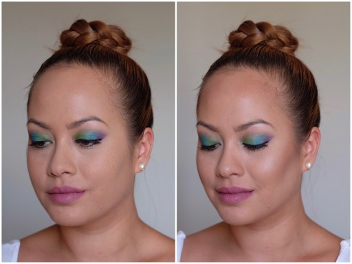 Highlight und Contour Palette Look 1