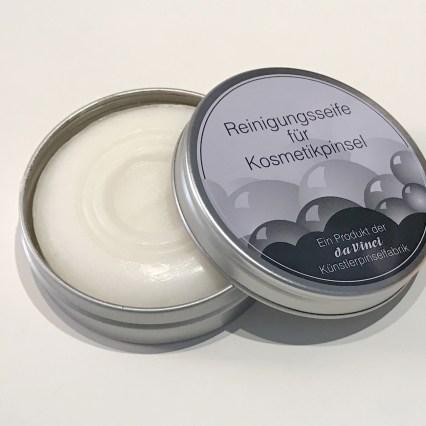 Pinsel Pinselwaschen - Da Vinci Reinigungsseife offen