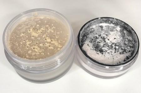 Setting Powder NARS vs. Laura Mercier Powder