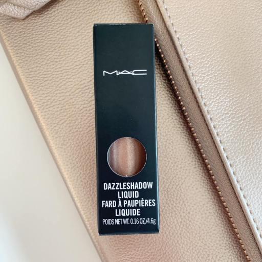 MAC Beam Time Verpackung