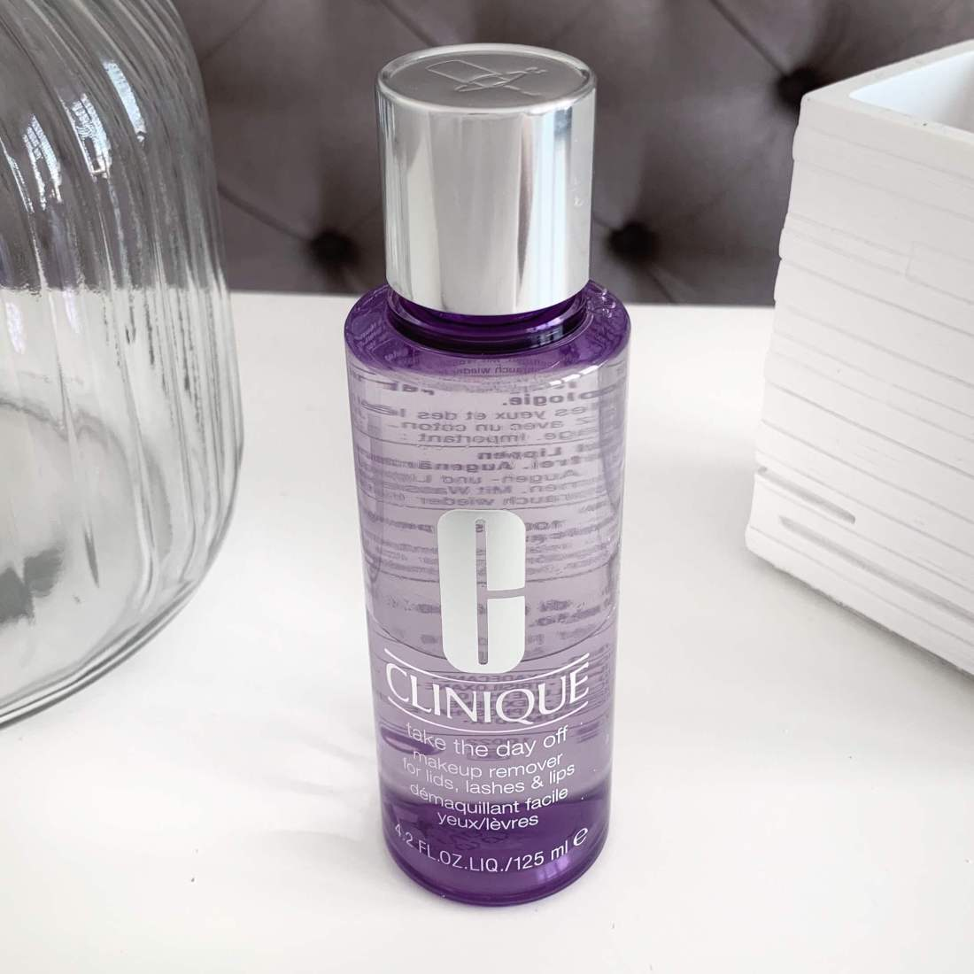 Clinique Take the day off Review