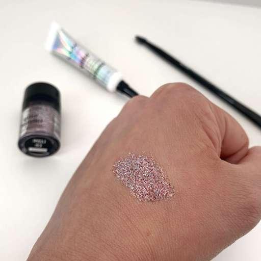 NYX Glitter Swatch