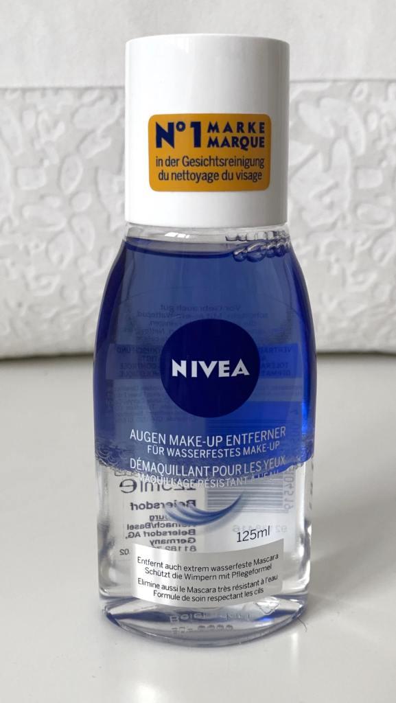 Nivea Make-up Entferner für wasserfestes Make-up