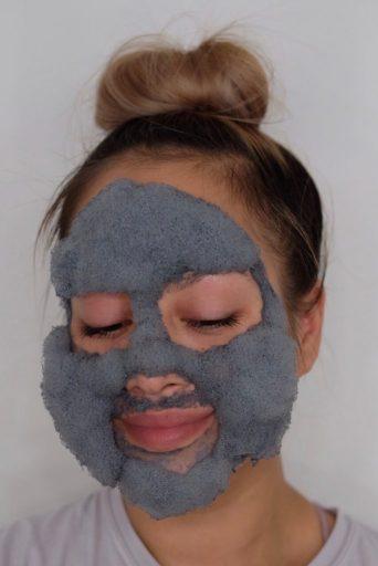 Instagram Bubble Maske Elizavecca Anwendung Review Erfahrung