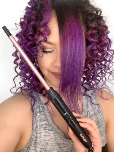 BaByCurls BaByliss Rose Quartz C449E