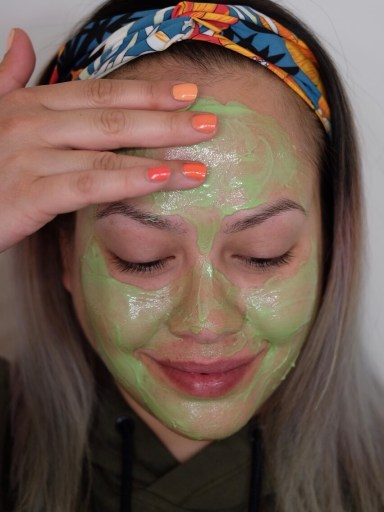 Hemp Overnight Face Mask Review The Body Shop