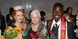 Bonita with Miss and Mister Deaf International 2016