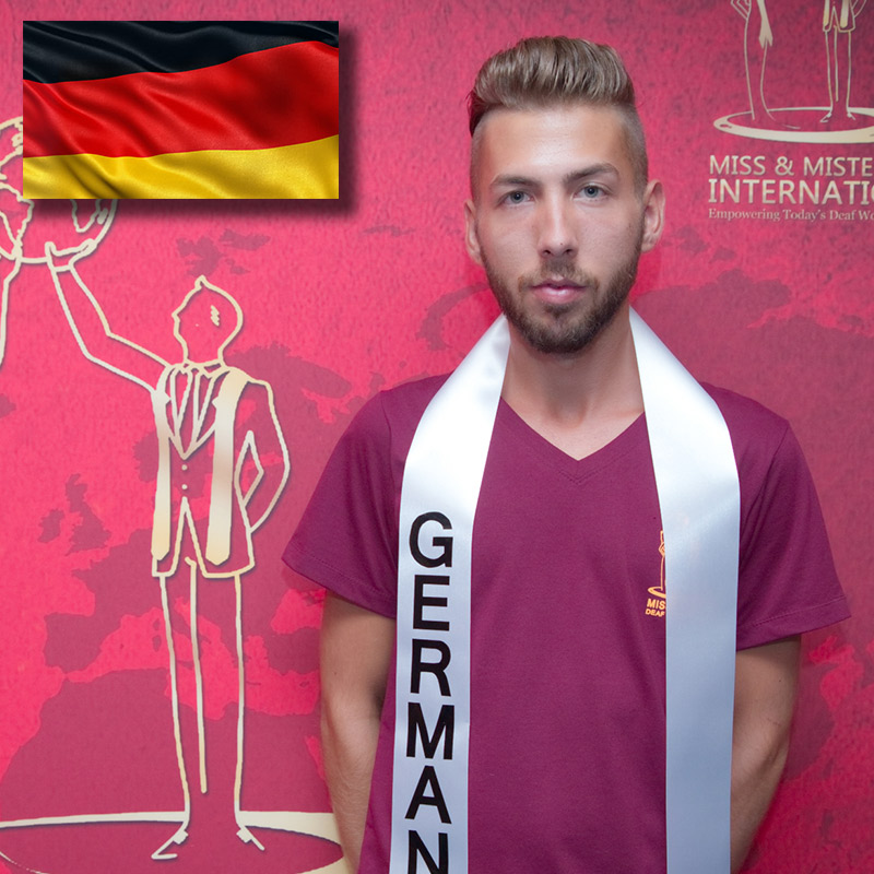 Mister Deaf Germany