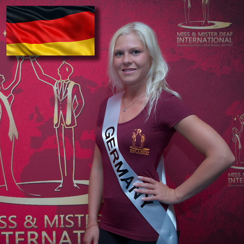 Miss Deaf Germany