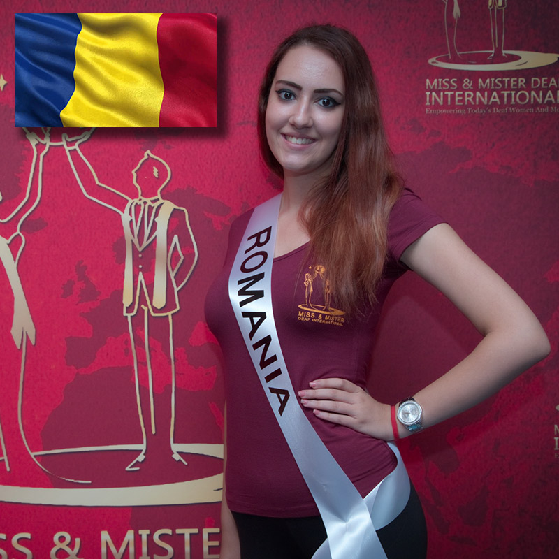 Miss Deaf Romania
