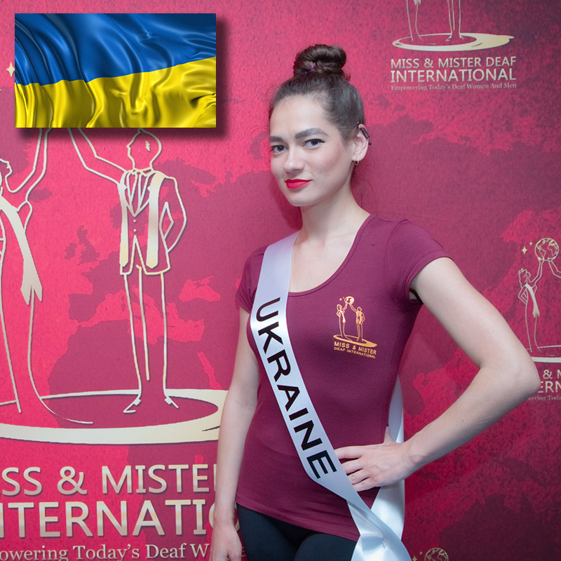 Miss Deaf Ukraine