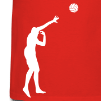 Volleyball Serving Techniques.... coaching transitions