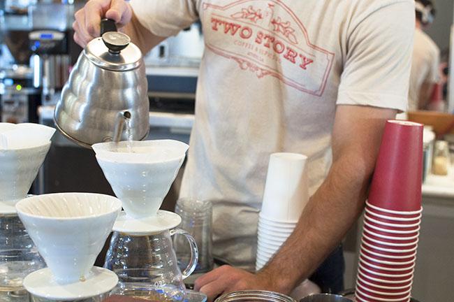 2 Story Coffeehouse