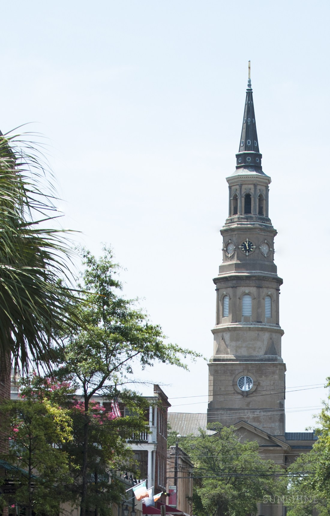 Snapshots from wandering around Charleston, SC