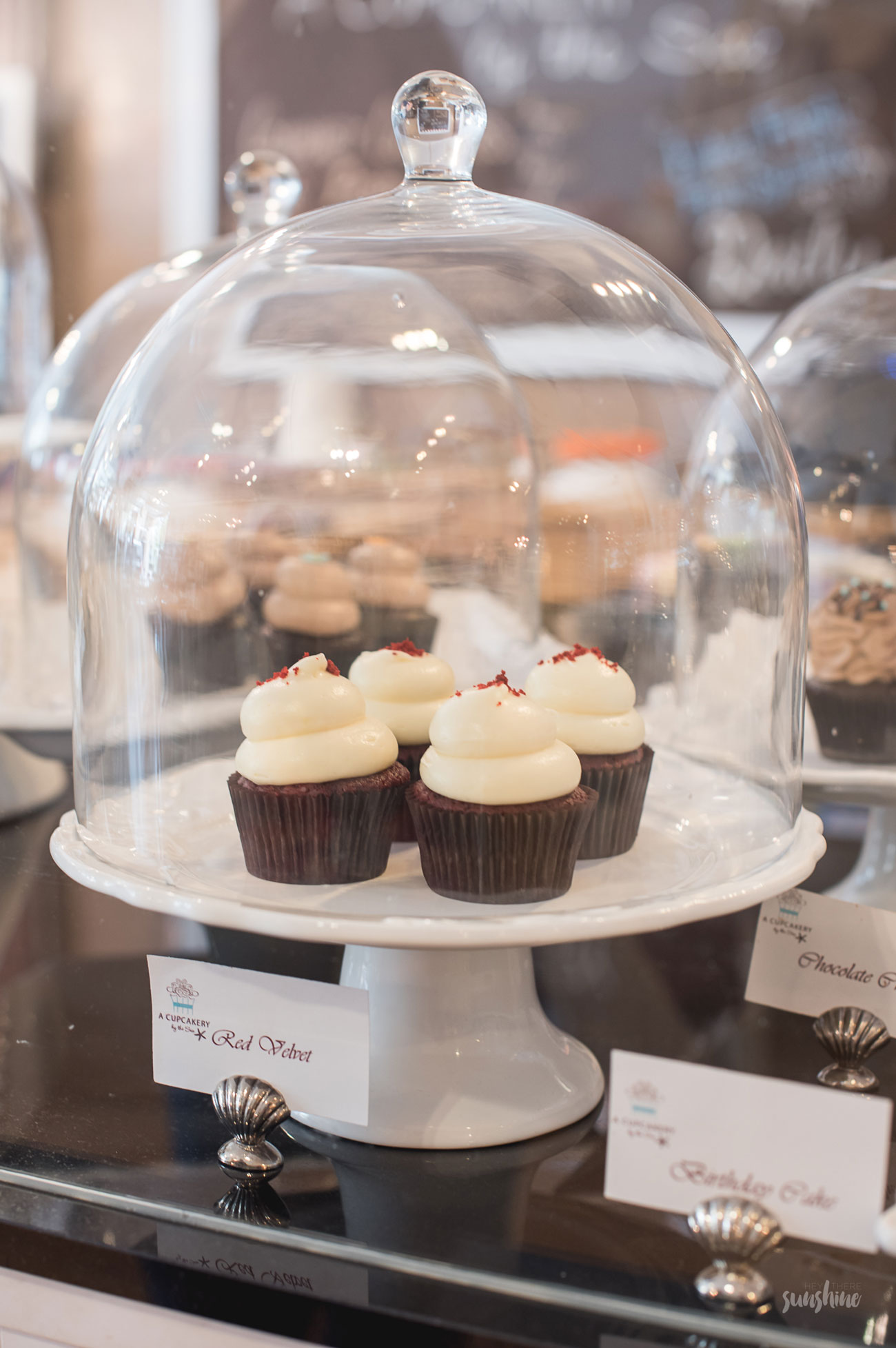 A Cupcakery by the Sea in Ft. Walton Beach, Florida