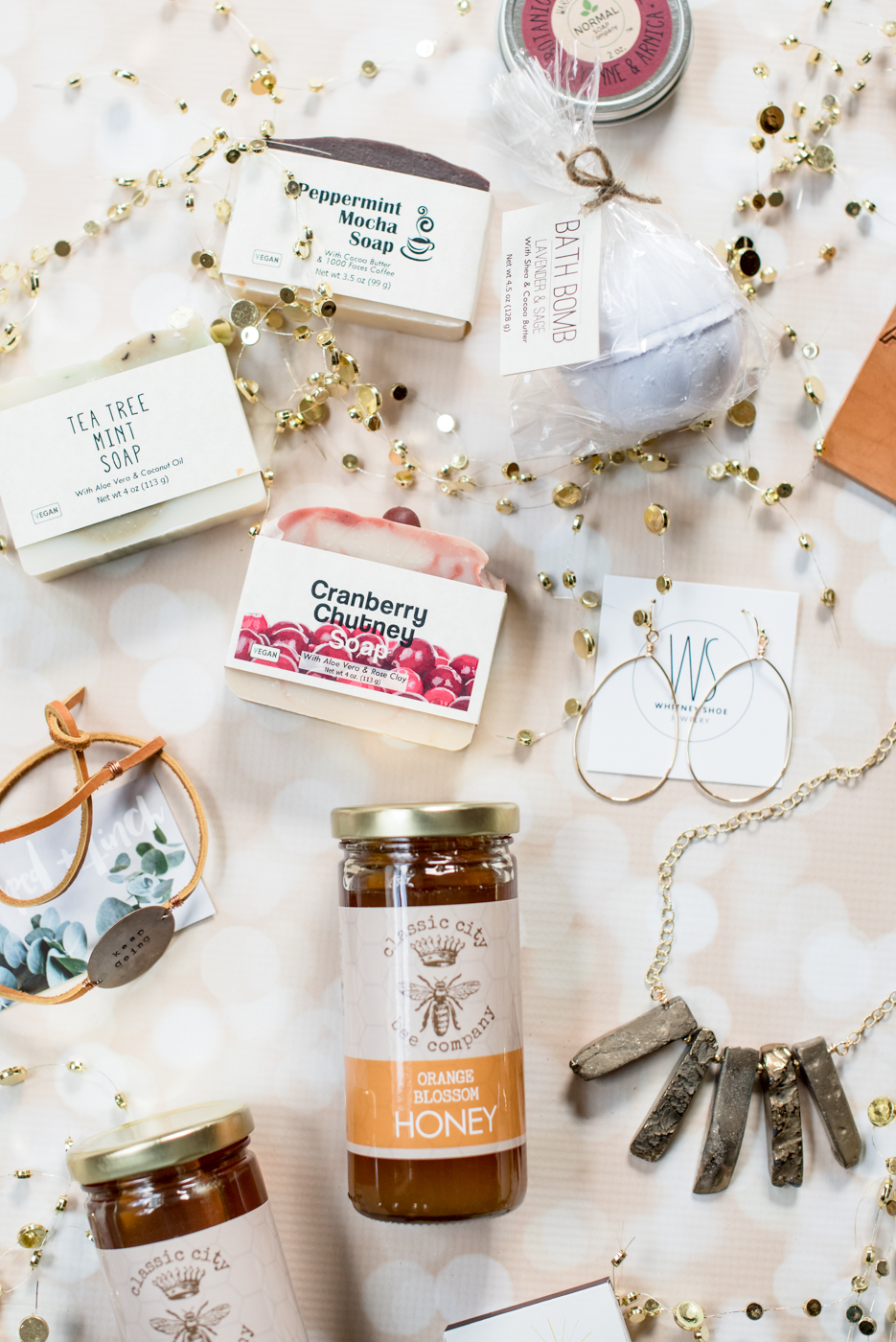 Shop Local Holiday Gift Guide | Athens, GA | @missmollymoon