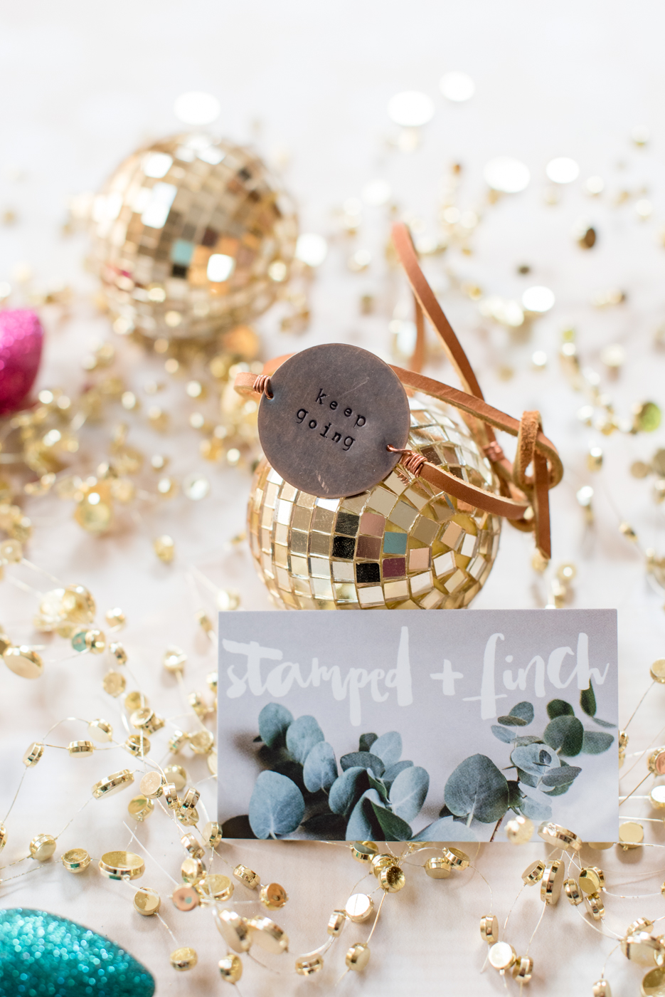 Stamped & Finch | Shop Local Holiday Gift Guide | Athens, GA | @missmollymoon