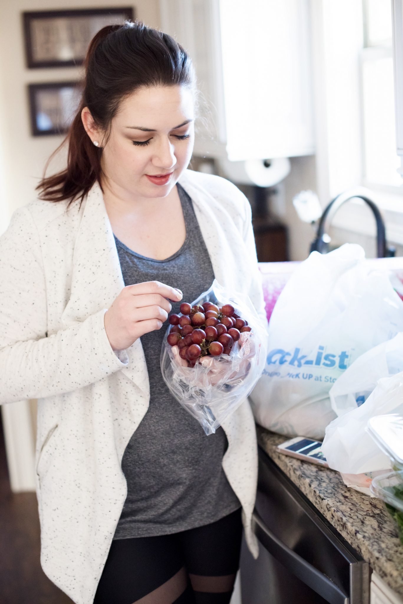 Sticking to your healthy lifestyle with Kroger ClickList.