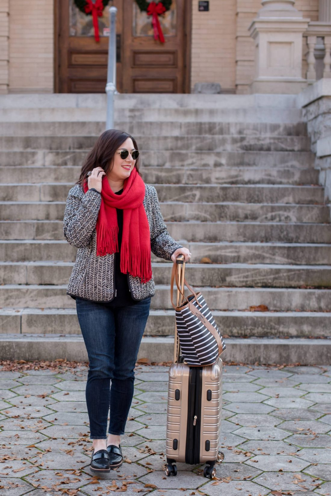 15 Great Travel Gift Ideas for the Stylish Traveler featured by top Atlanta life and style blogger Miss Molly Moon