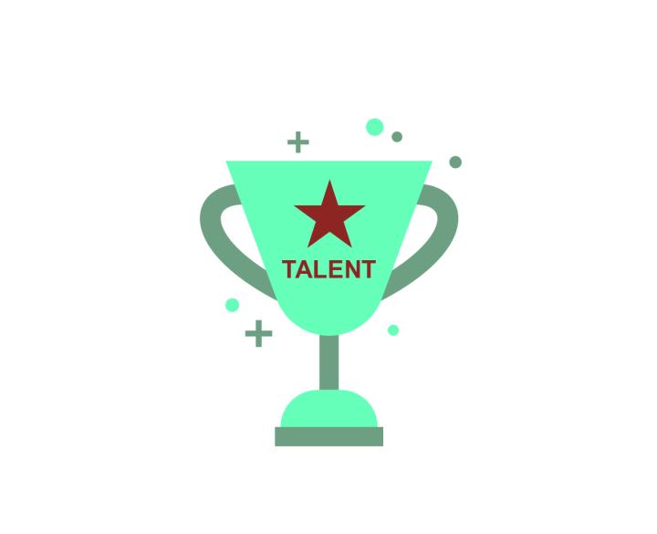 Talent ist…