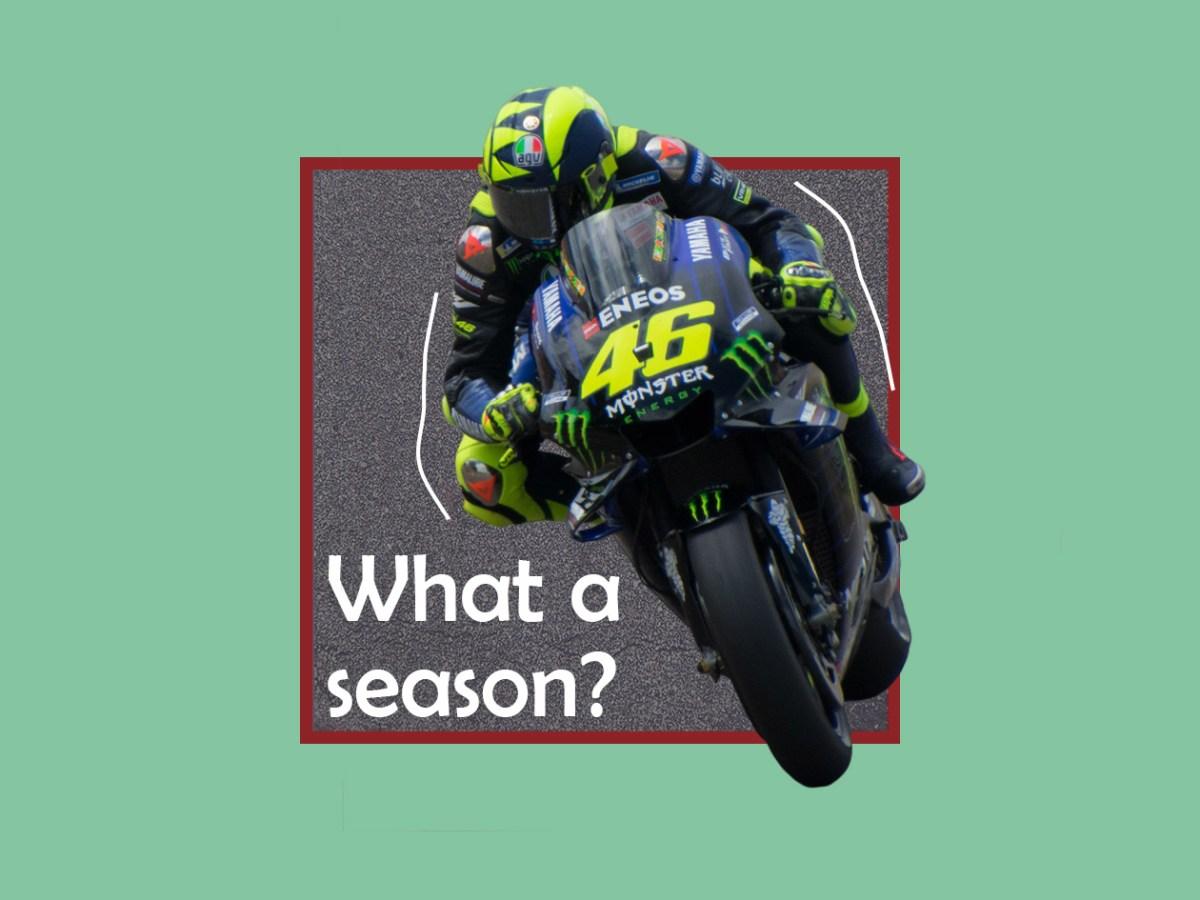 Eine ganz andere Saison