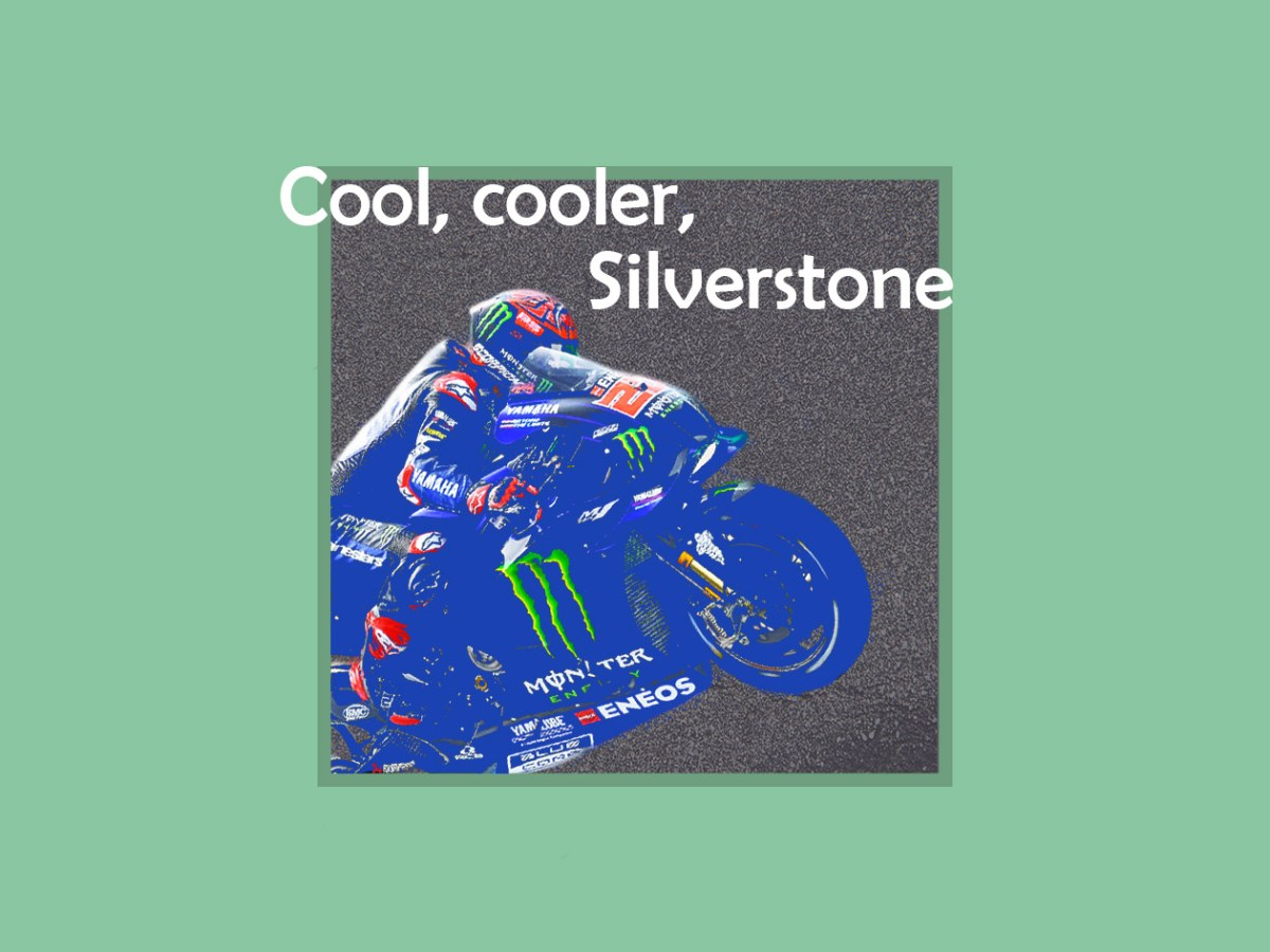 MotoGP 2021 in Silverstone