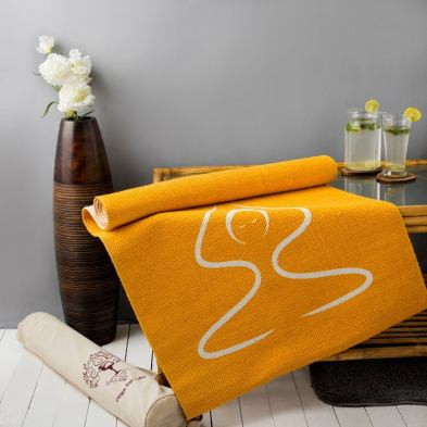Asana Cotton Yoga Mat