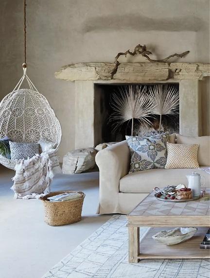Boho Hanging Chair