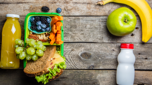 Cheap lunch box ideas with low calories