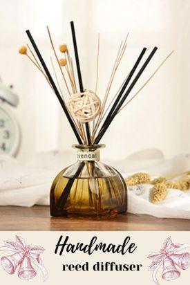 Christmas Handmade reed diffuser