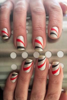 Creative summer nails design
