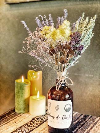 Everlasting Flower Arrangement