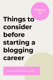 Everything you need to know before you start a blogging career. The secrets to start a successful blog business
