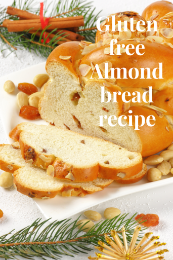 Gluten-free almond flour bread recipe