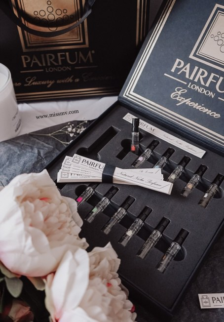 London Pairfum Experience box review