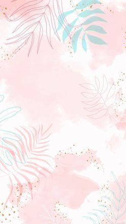 Love in the pastel wilderness