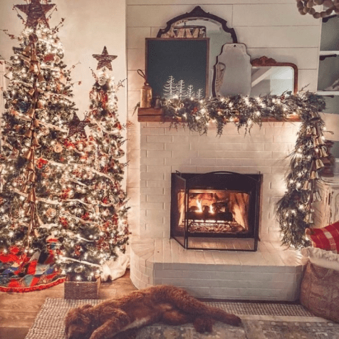 Rustic Farmhouse Christmas Decorating Ideas To Try This Year Missmv Com