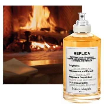 Maison Margiela Replica By The Fireplace Eau de Toilette 100ml perfume to wear at workplace every day