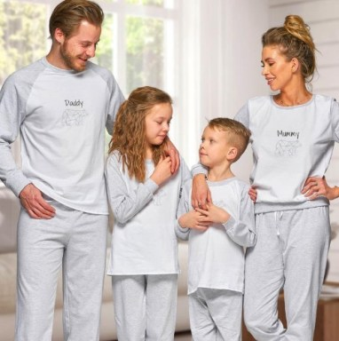 Christmas pyjamas for every family member