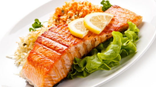 Salmon is one of the most important food to boost your brain and memory functions. Boost your brain power with wild catch salmon