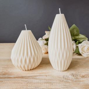 Scented Contemporary candles for housewarming