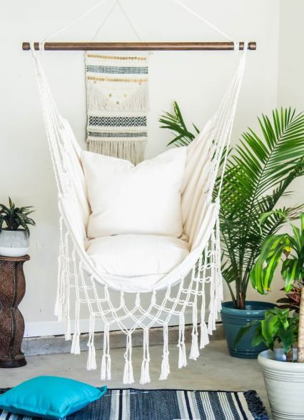 Simple and classic hammock hanging chair