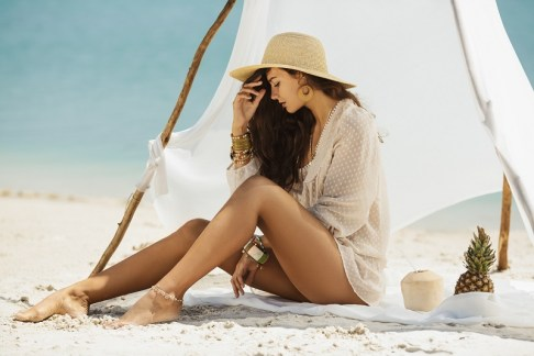 Summer beach dresses that will make you feel like a goddess